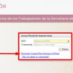 Portal de autoservicios SEMS SEP - Guía completa de la plataforma