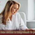 Necesitas tu comprobante de pago IPN – Conoce como obtenerlo vía online