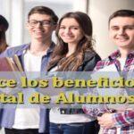 Conoce los beneficios de formar parte del portal de Alumnos UG