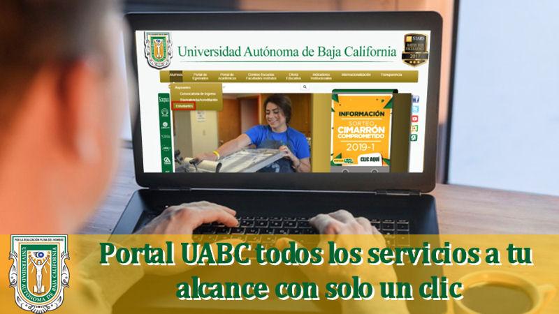 portal UABC