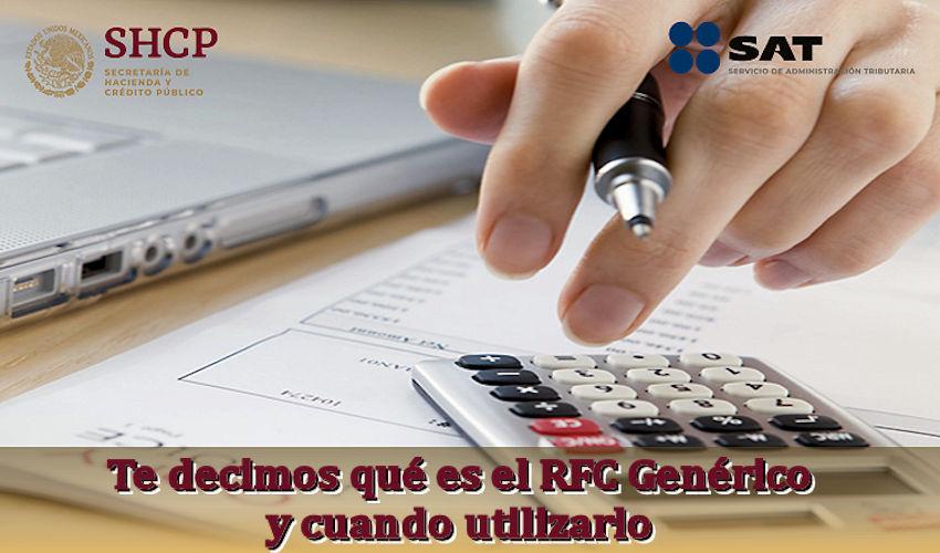 RFC Genérico