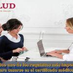 El certificado médico prenupcial – Un requisito muy importante