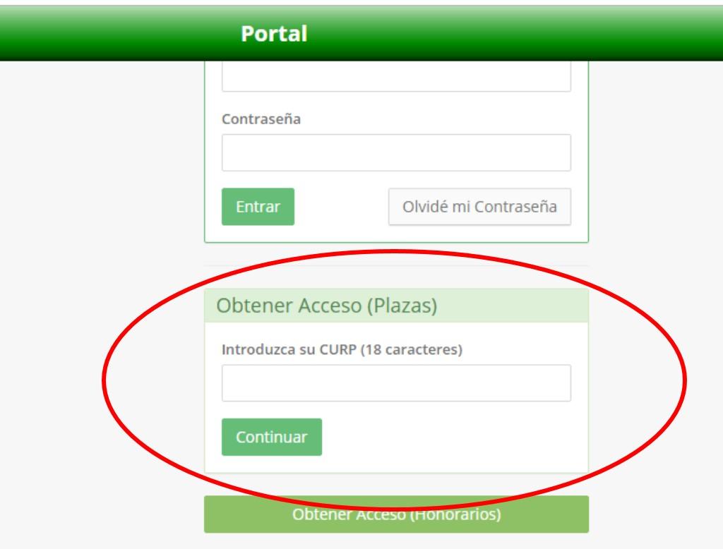 solicitar clave de acceso en mi portal seiem